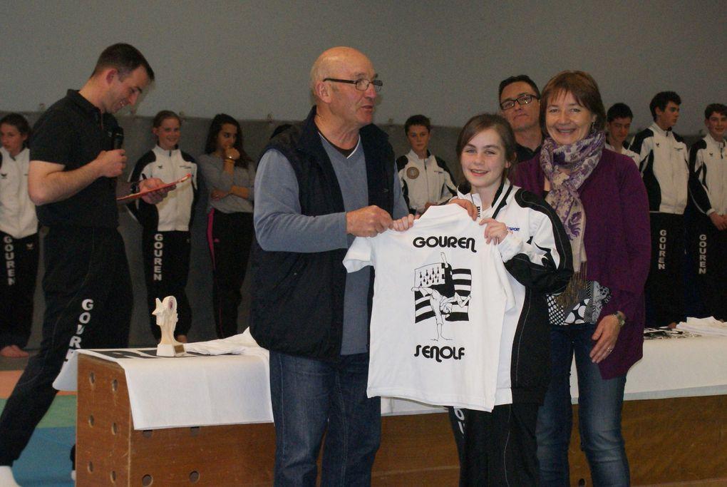 Sterenn reçoit également le trophée du Lamm !