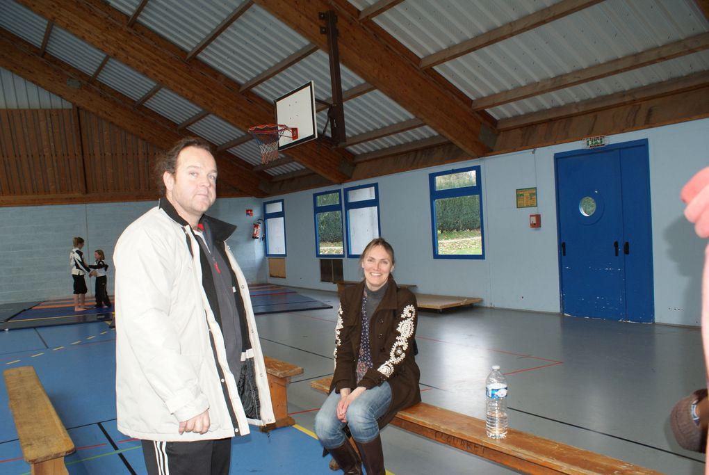 Challenge de Bretagne par équipes jeunes : Saint-Nolff toujours dans la course !