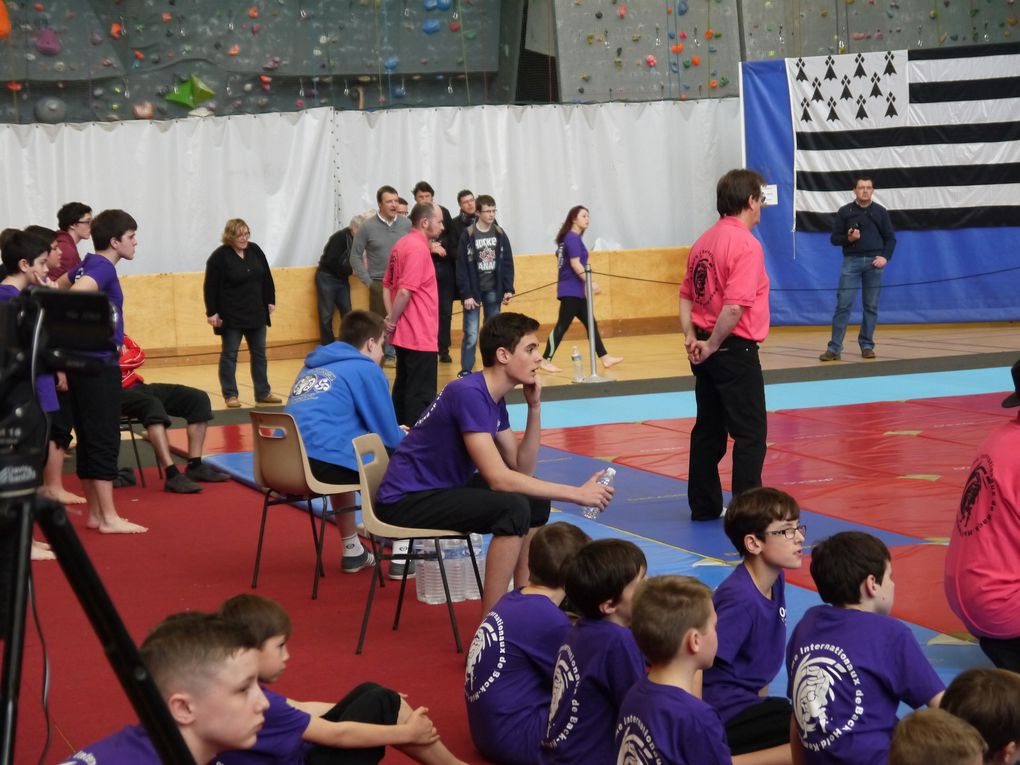 Internationaux de Back Hold version 2015