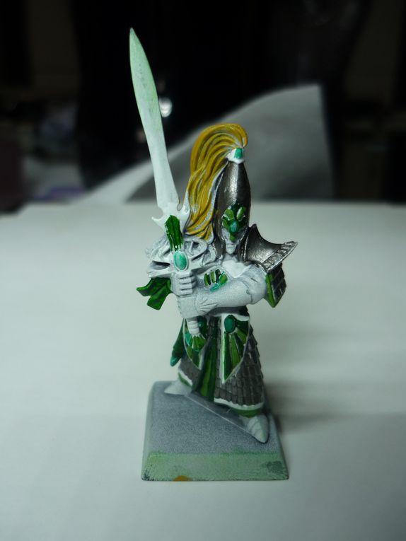 Premier concours SPEED PAINTING - Maître des épées HE