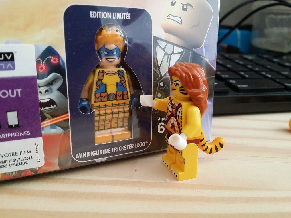 Lego DVD : La Ligue des Justiciers