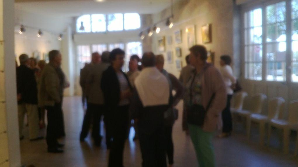 Les expositions de l'OMCAL&quot&#x3B;Ollioules&quot&#x3B;2015
