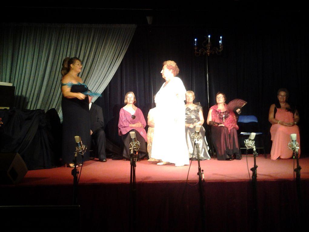 1er récital lyrique de la &quot&#x3B;Joie de Vivre de l'OMCAL&quot&#x3B;