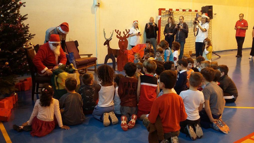 Fernand Loidon et la  magie pour cette belle fête de Noël