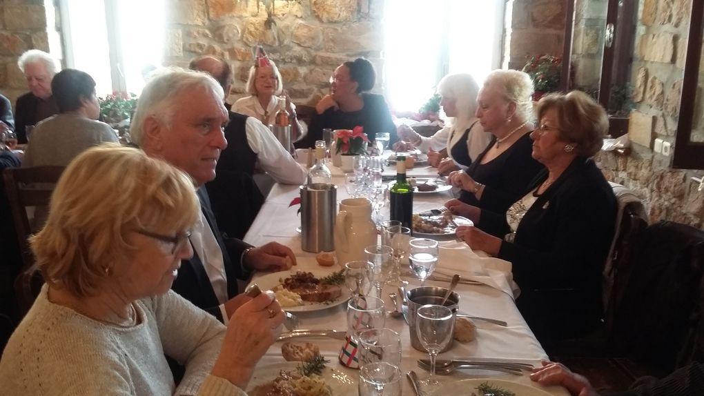 """Un super repas dans une ambiance chaleureuse et amicale toujours le même acceuil avec """"Brigitte et Serge """"au restaurant le grand large."""