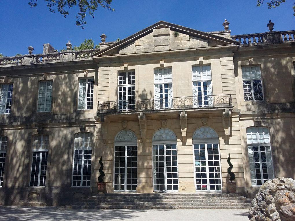 Visite du magnifique&quot&#x3B;Petit Trianon Provençal&quot&#x3B;à Mane