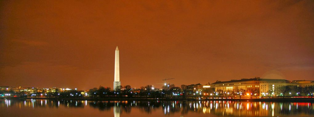 Washington DC, Maryland, USA (mars 2014)