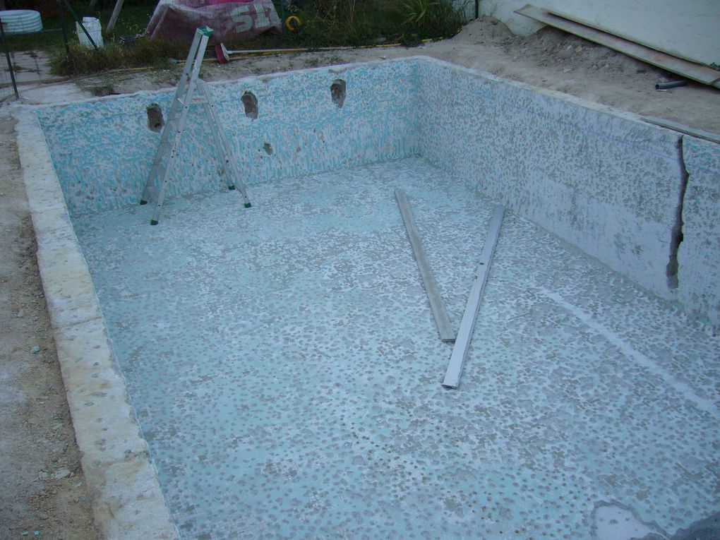 D pannage piscine istres pisciniste istres for Forum construction piscine 56
