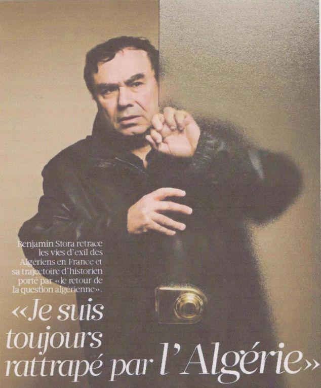 Conférence de B. Stora sur &quot&#x3B;Camus et l'Algérie&quot&#x3B;