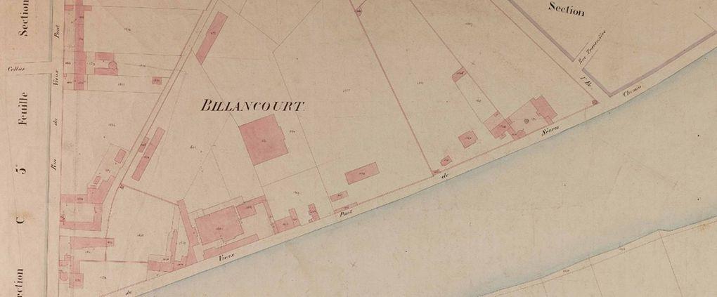 Plan de Boulogne