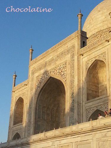Les lieux visités et quelques hôtels : Taj Mahal, le lac Pichola d'Udaipur (vu dans un film de 007), le temple des rats, Jaisalmer la cité dorée que j'ai adorée, le fort de Mehrangarh à Jodhpur, la ville bleue, le temple jaïn de Ranakpur...