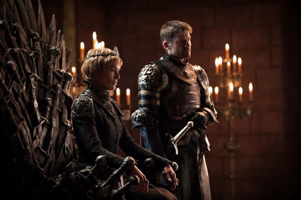 Game of thrones fait le plein d'image inédite !