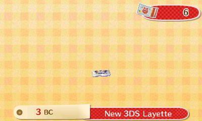 Les différentes 3DS à collectionner.