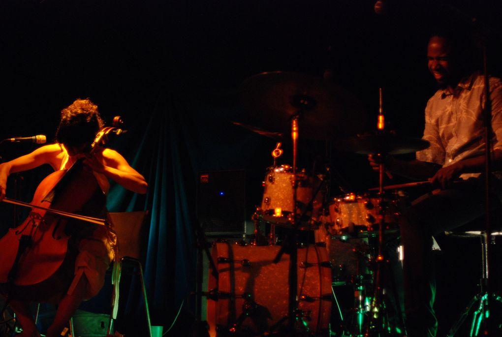 Concert le 12 aout 2013, au MicMac, à Sainte Croix Vallée Française (photos de Violette Hocquenghem)