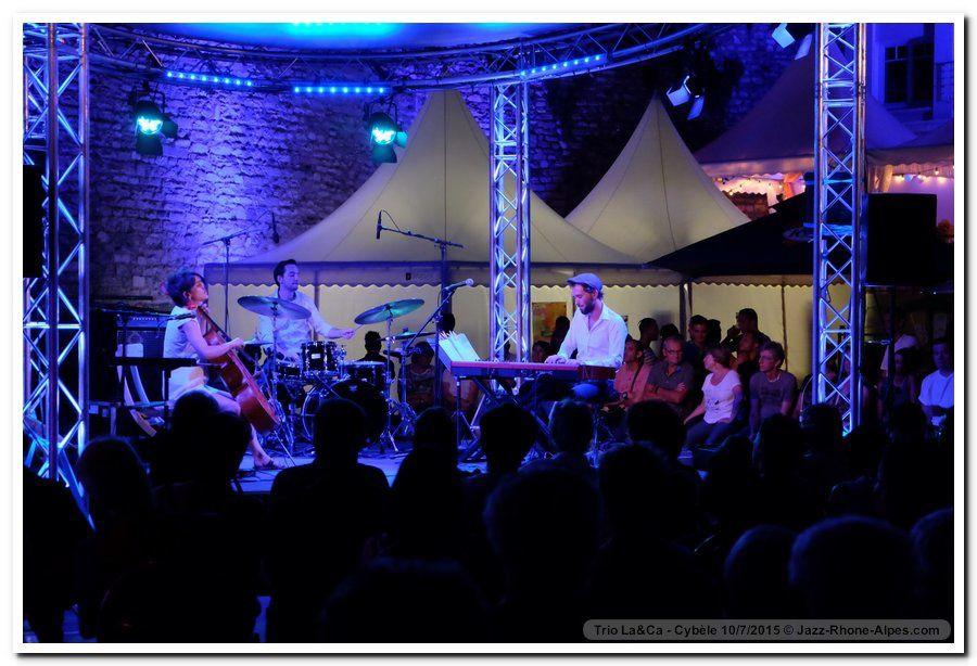 Jazz à Vienne, 10 juillet 2015