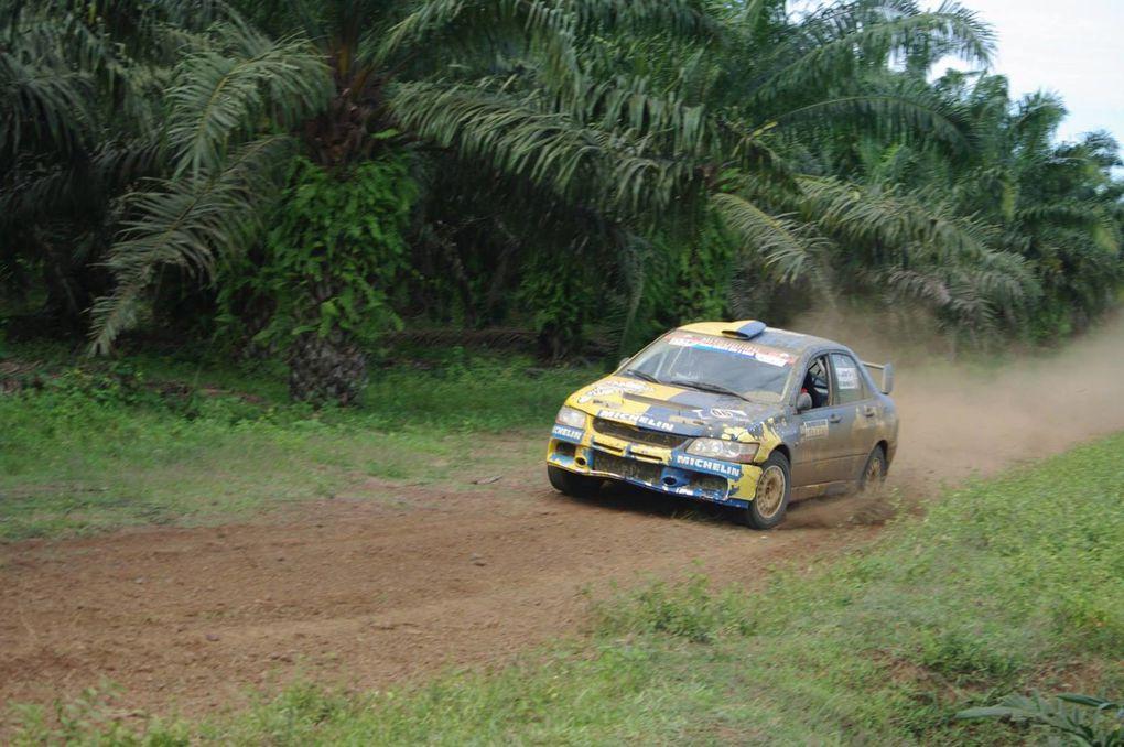 Rallye des &quot&#x3B;3 Eaux&quot&#x3B; à Grand-Lahou : Molinié Marc/Tribout Christian vainqueur...