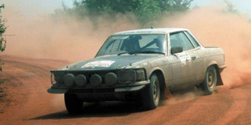 Décès de B. Waldegard, recordman des victoires Africaines en WRC...