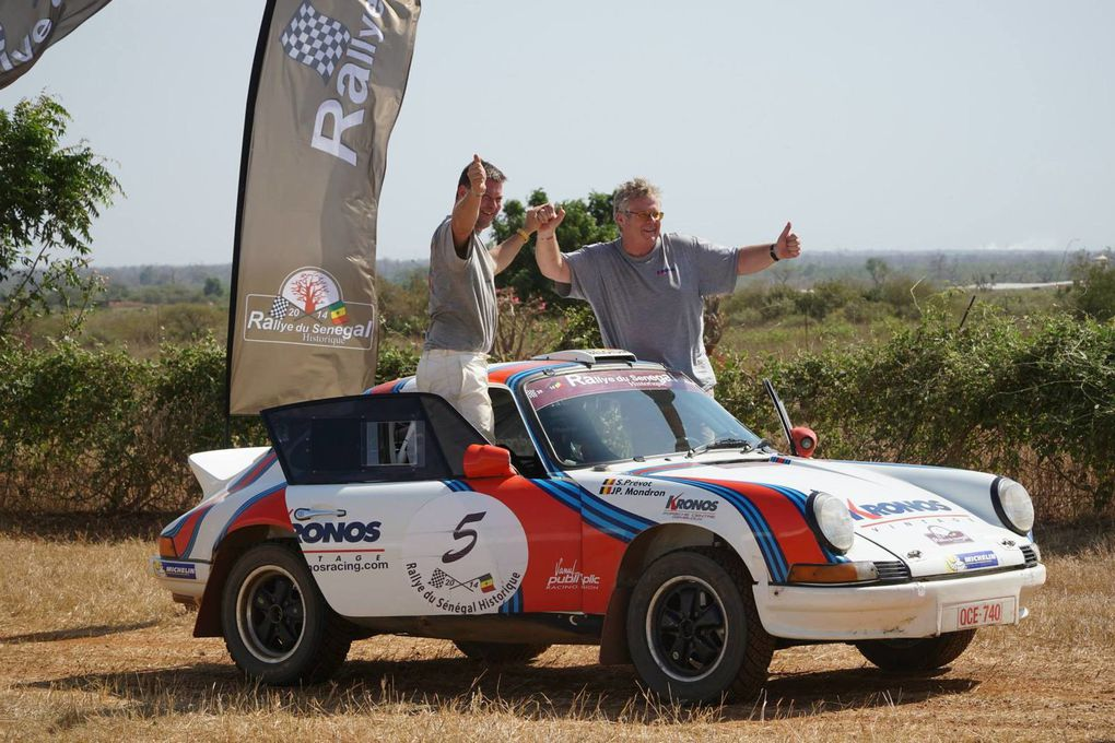 1er Rallye du Sénégal Historique.....