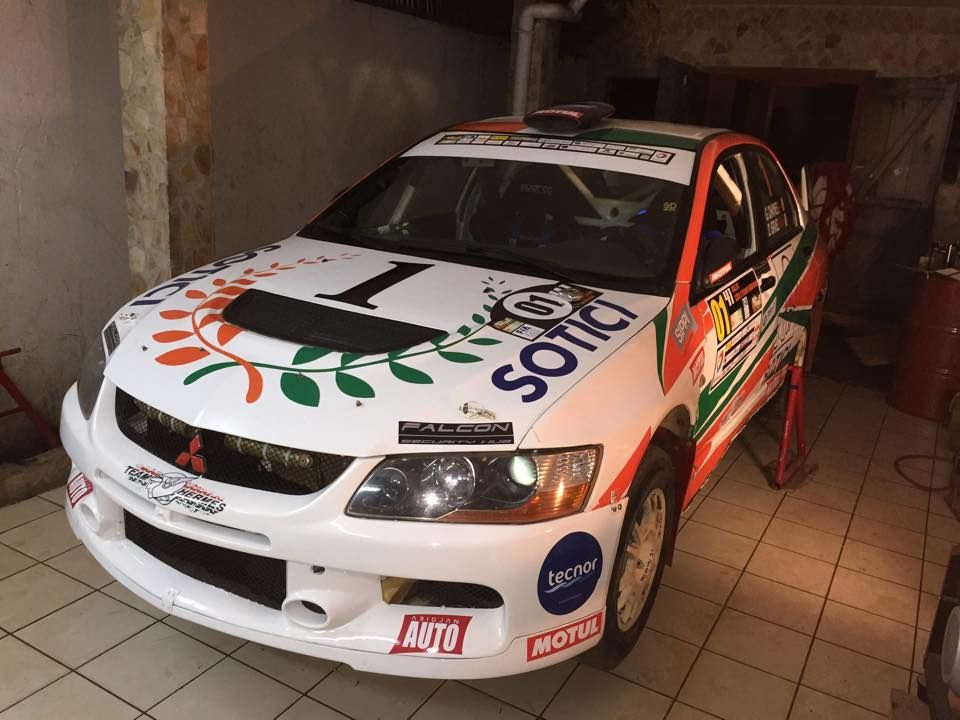 J-4 Rallye du Bandama : Les cadors sont prêts !!!...
