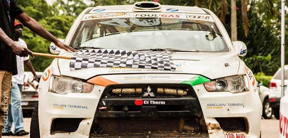 SOUMAORO MORIFERE Roi du Rallye N'Zi Dimbokro...