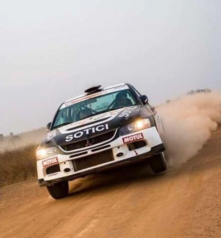 Rallye du Bandama 2016 : Gary Chaynes remporte la 42ème édition.....