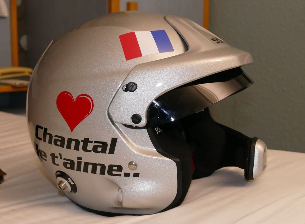 Adieu Chantal.....
