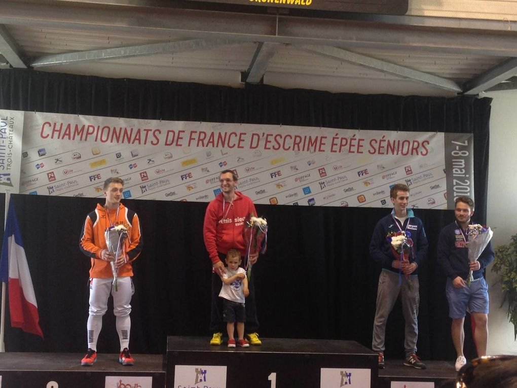 Hervé Lapierre Champion de France!