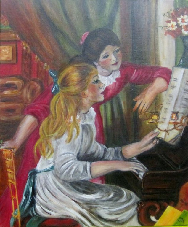 Album- peintures de sylviane