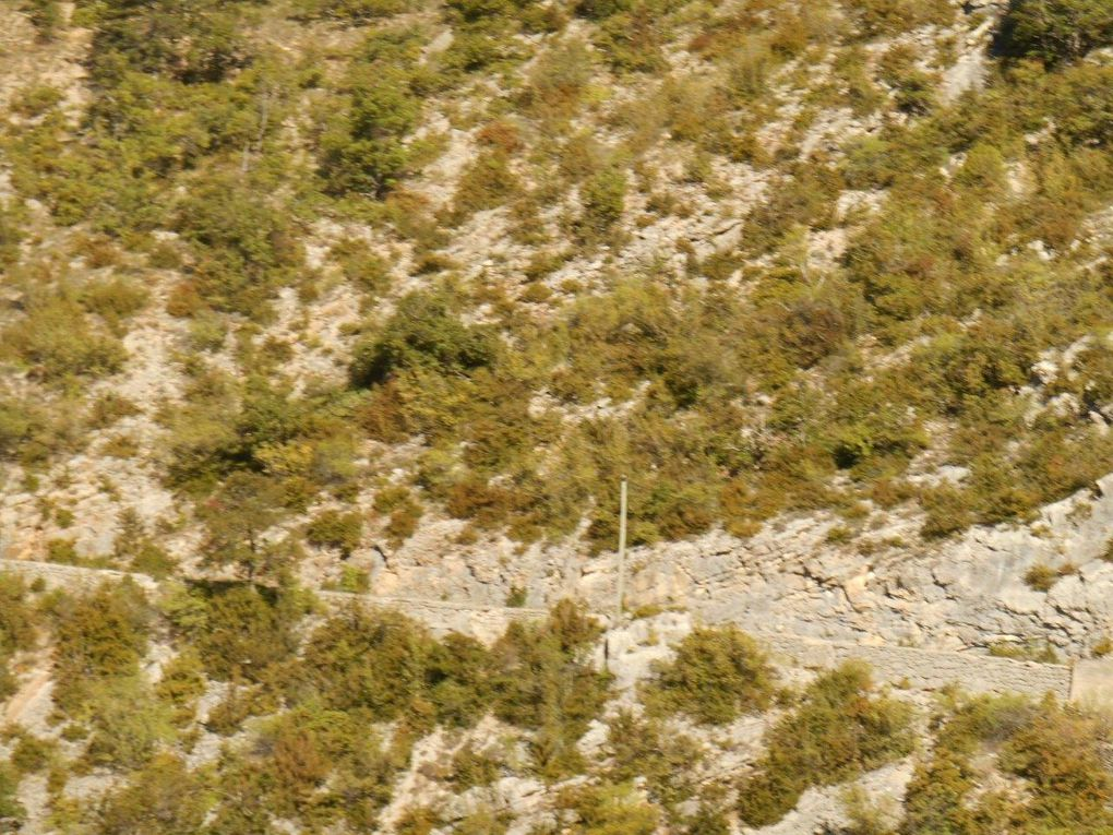 La Descente du col de Pennes avant Aucelon, une beauté sauvage à l'état pur !