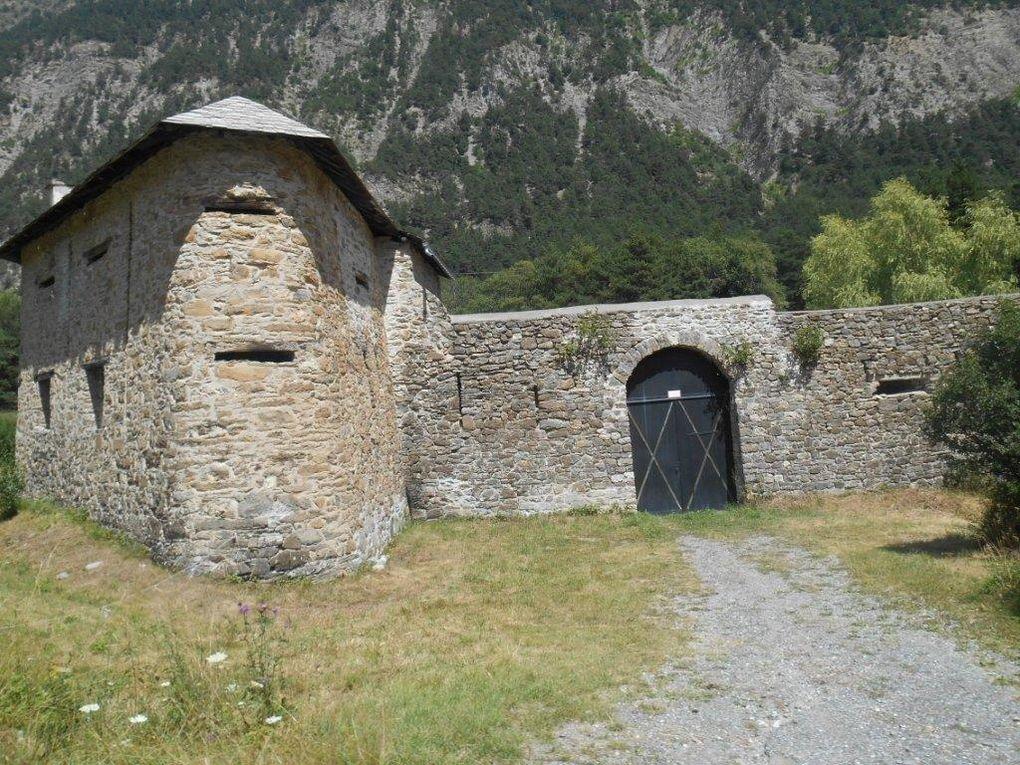 """Grosse partie de manivelles pour faire sauter le """"verrou"""" entre Ubaye et Queyras par le col de Vars !"""