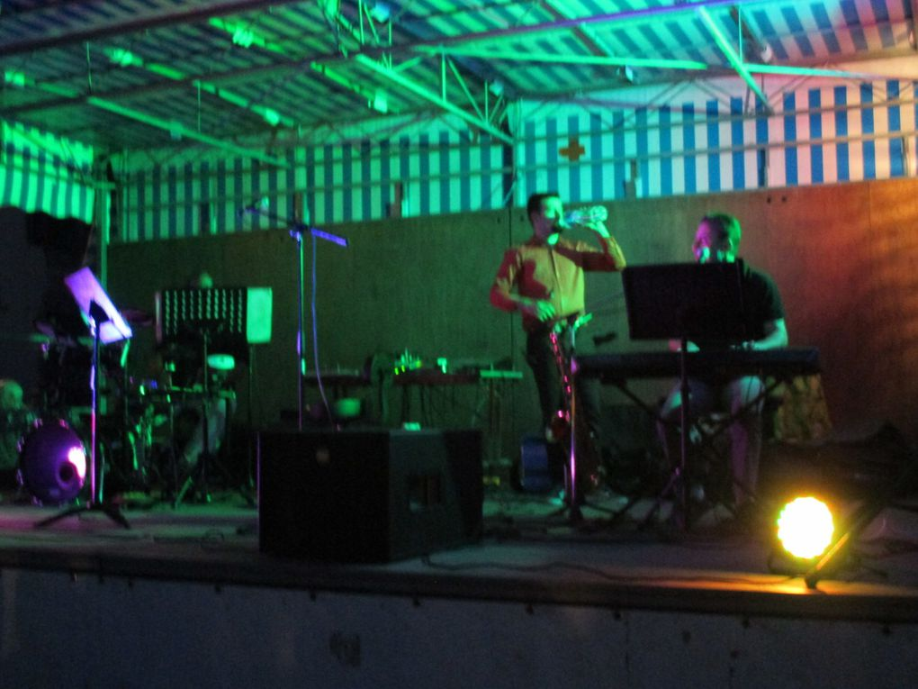 Quelques images de la petite fête &#x3B;)