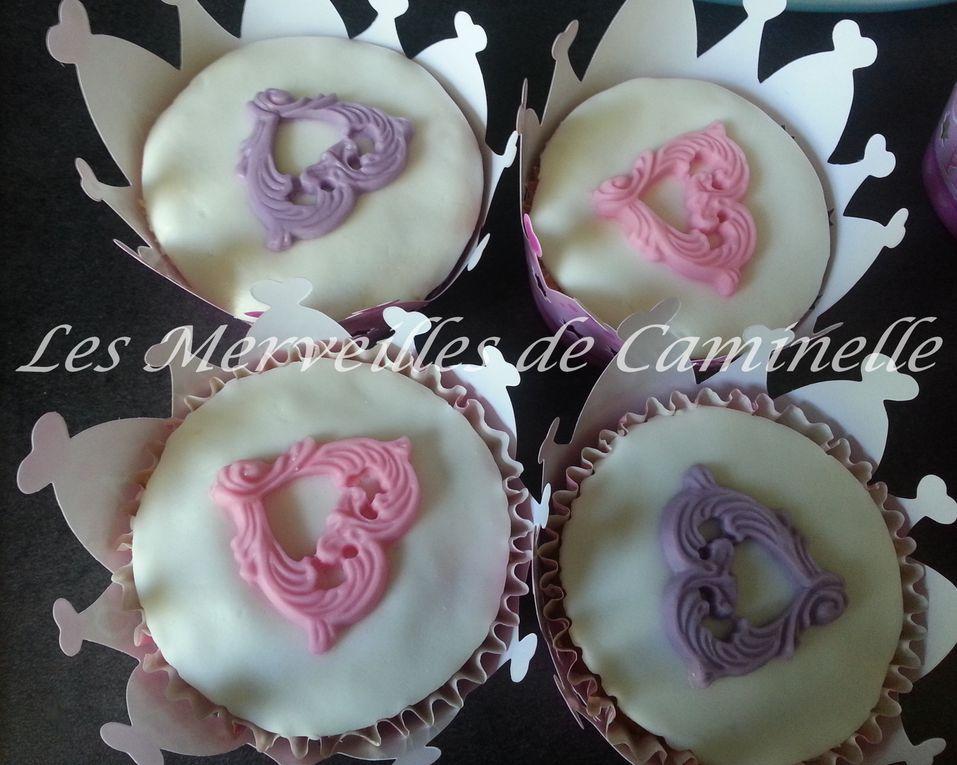 Cupcakes pour ma princesse