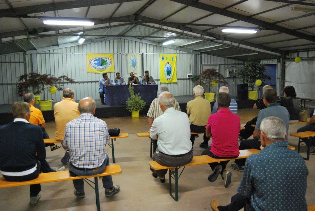 Festa ARCI Caccia a Tarzo (TV) 2017: un 25% in più di presenze si chiama successo! Grazie al locale Circolo, segnale di crescita per tutta l'Associazione.