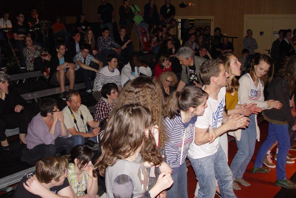 M.A.I.L 12ème édition / 15 avril / Auditorium