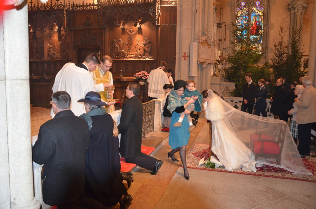 Mariage Marie et Anaël  27/12/2014
