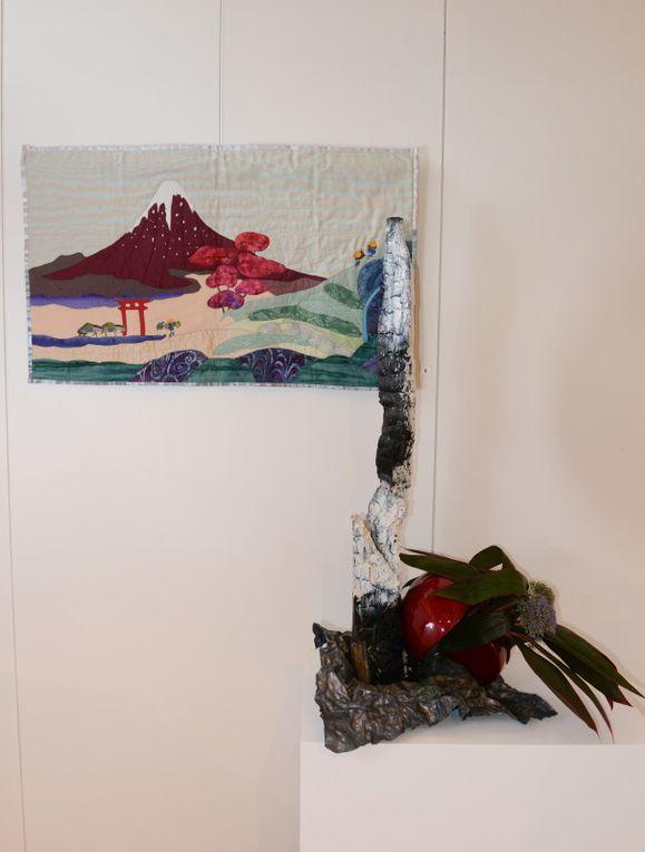 Coup de coeur de Saillon, Ikebana