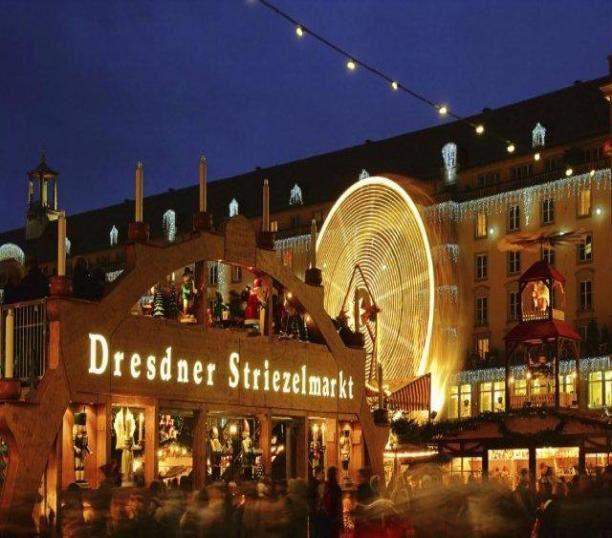 Petite escapade féérique en Europe pour les fêtes de Noël !
