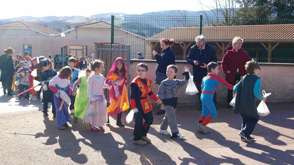 Carnaval à Renaison