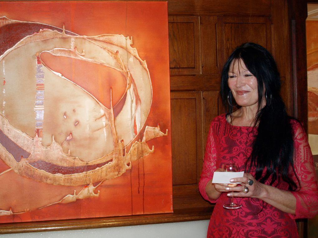 Chris Clavier, peintre des Coeurs