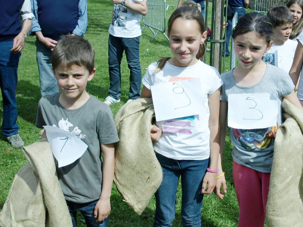 Kermesse des classes en 5