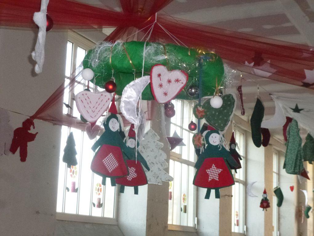 la magie de Noël  à La Mothe St Héray
