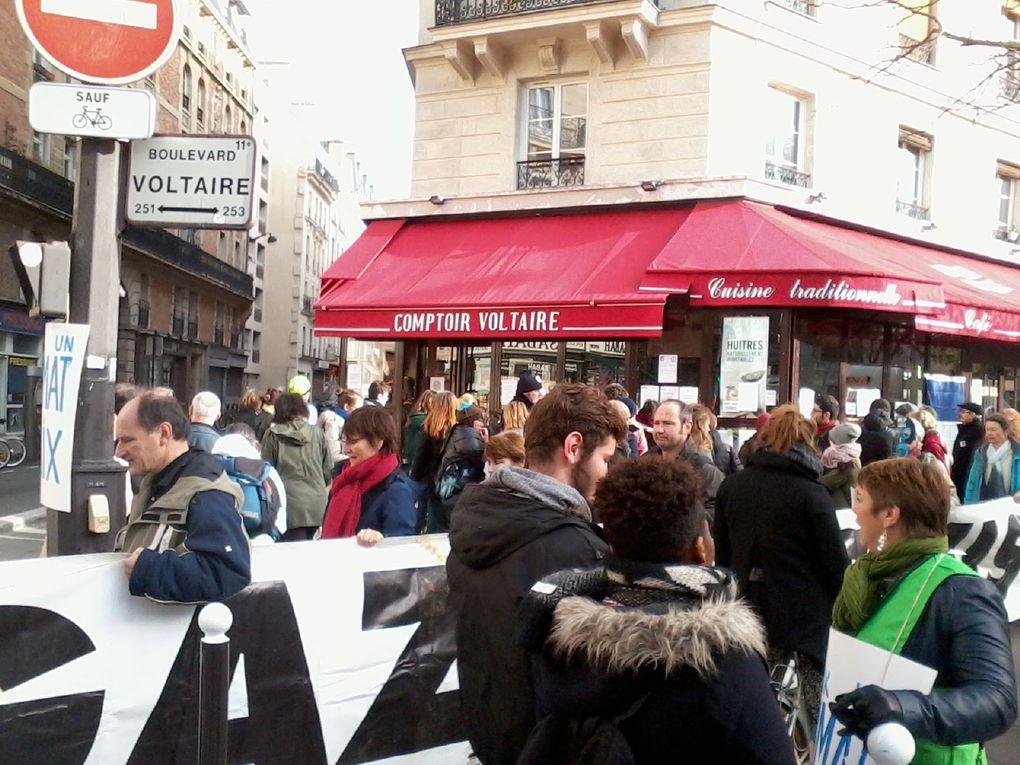 COP 21: Plus de 10 000 personnes le 29 novembre à Paris