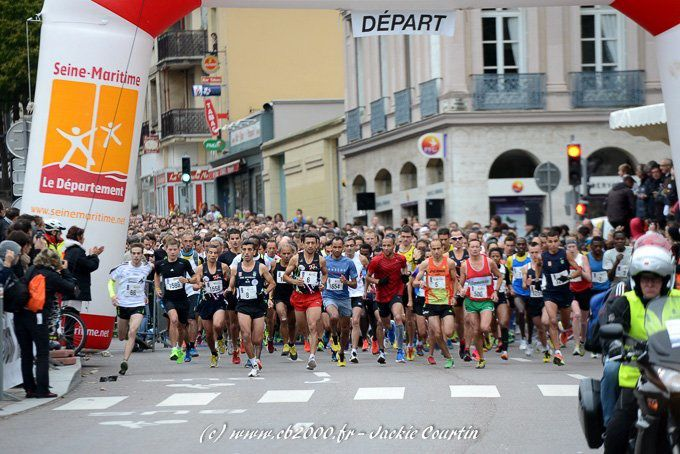 Photos 10 kms de Rouen 2013