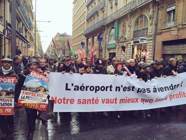 Manifestation du 31 janvier 2015
