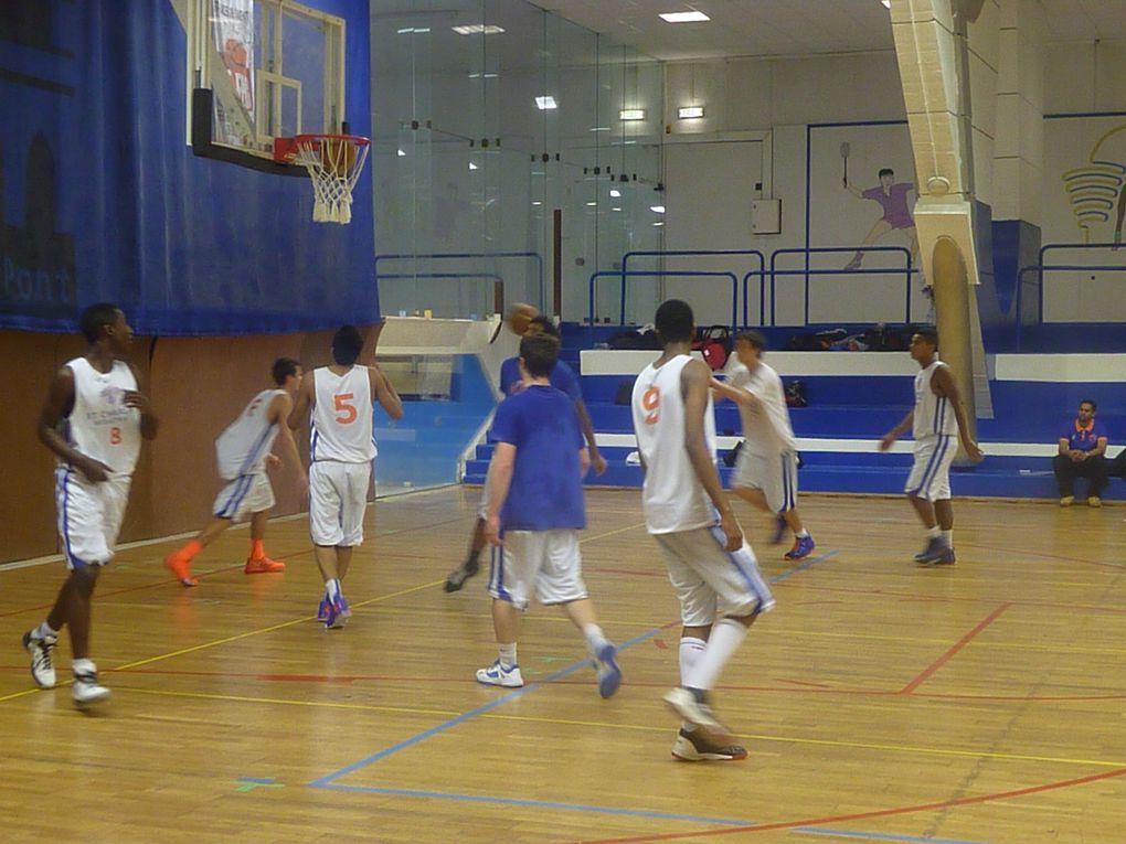 Samedi 30 novembre 2013 : SCCSM vs St Denis
