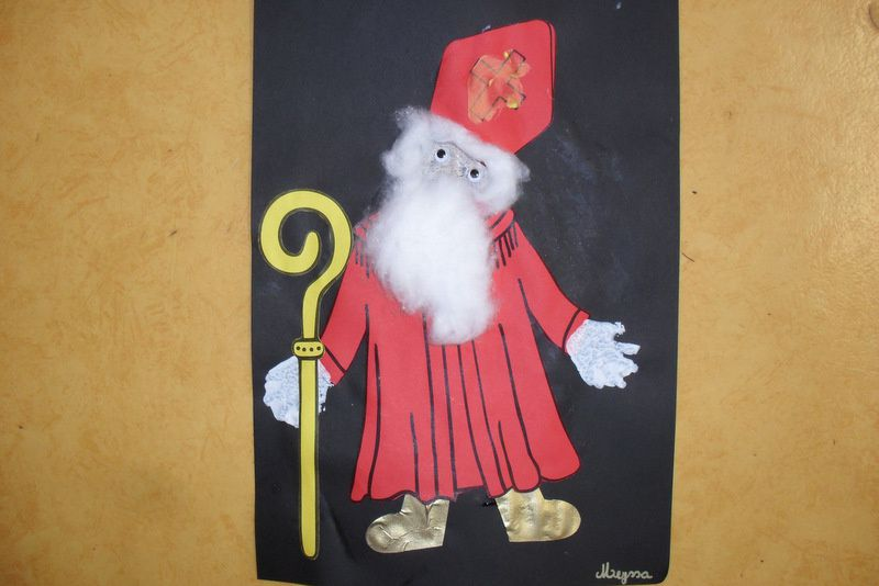 Collage de Saint Nicolas