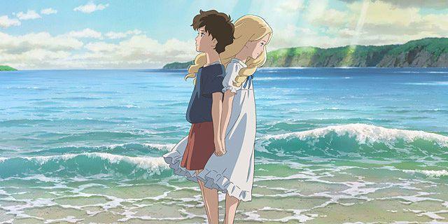 Quando c'era Marnie, Hiromasa Yonebayashi, Studio Ghibli, infanzia, amicizia, crescere, Anna, Marnie