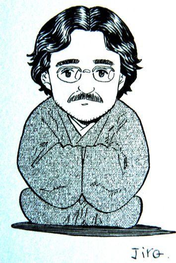 Jirô Taniguchi, Un cielo radioso, Takuya Onodera, Kazuhiro Kubota, vita, morte, anima