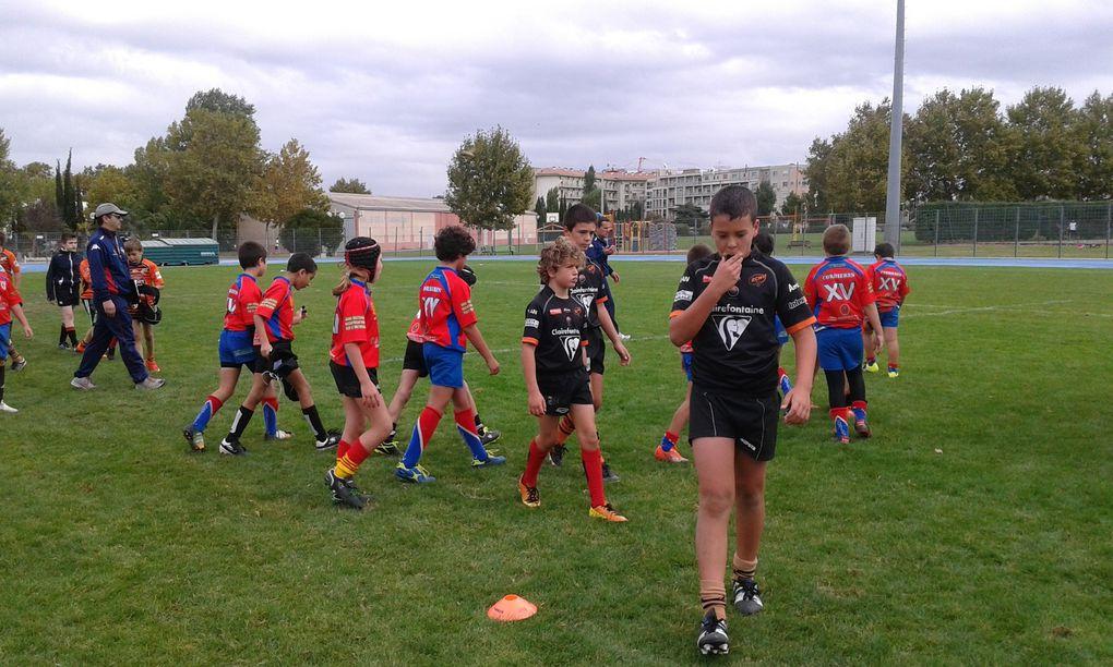 Plateau M12 Narbonne le 03/10/15