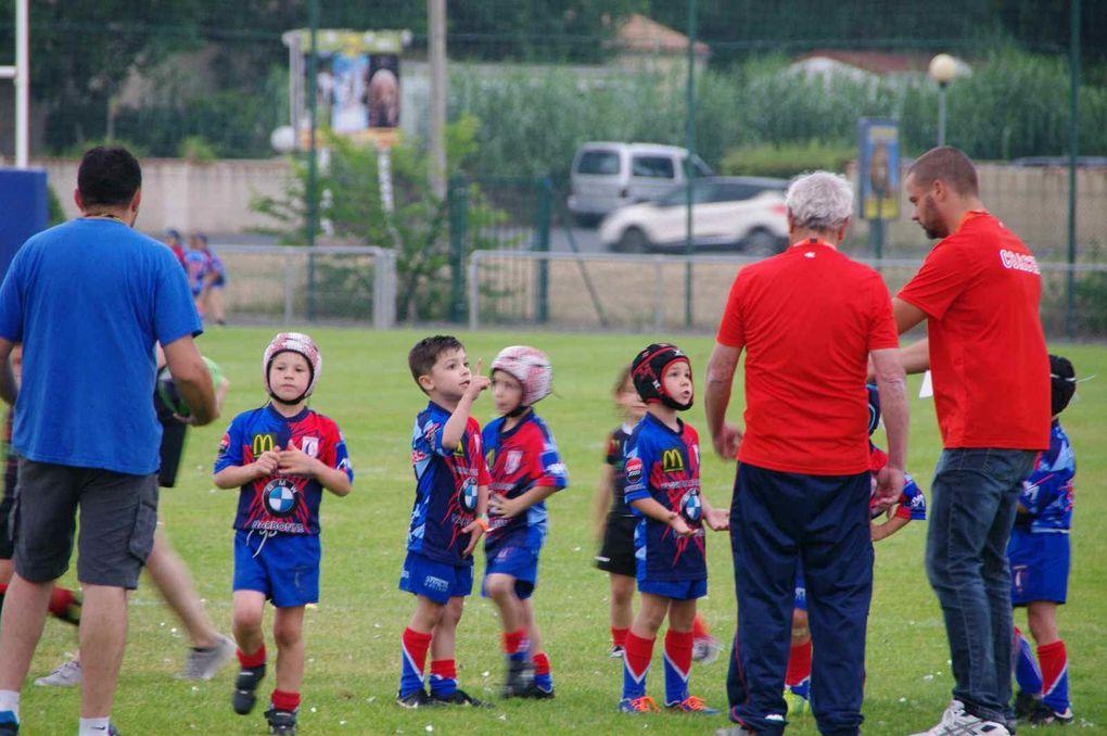 Tournoi des Petit Corsaires, Agde 4 juin 2017